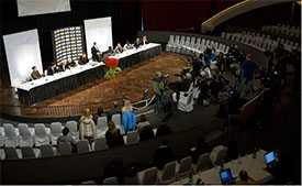 Организация и проведение международных семинаров
