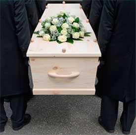 Вынос гроба