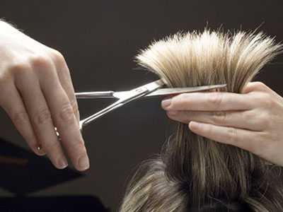 Стрижка волос парикмахерская «Ландыш» Полоцк