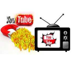 Размещение видеорекламы на канале YouTube