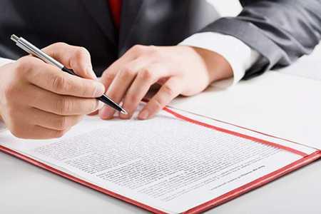 Составление договоров для юридических лиц