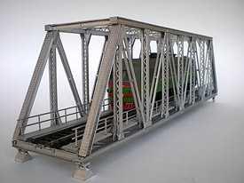 Антикоррозийная обработка железнодорожных мостов