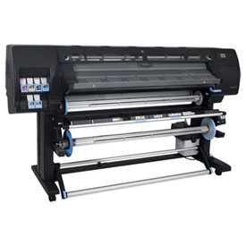 Сервисное обслуживание широкоформатных принтеров (плоттеров) Hewlett-Packard (HP)