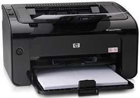 Сервисное обслуживание лазерных принтеров Hewlett-Packard (HP)