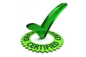 Сертификация учебных курсов