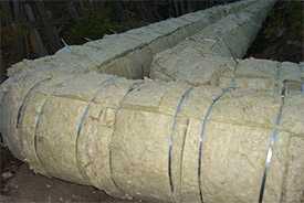 Теплоизоляция трубопроводов и теплотрасс