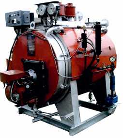 Техническое обслуживание паровых котлов с давлением пара до 1.4 МПа