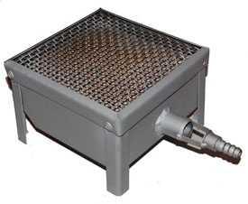 Техническое обслуживание газовых горелок инфракрасного излучения