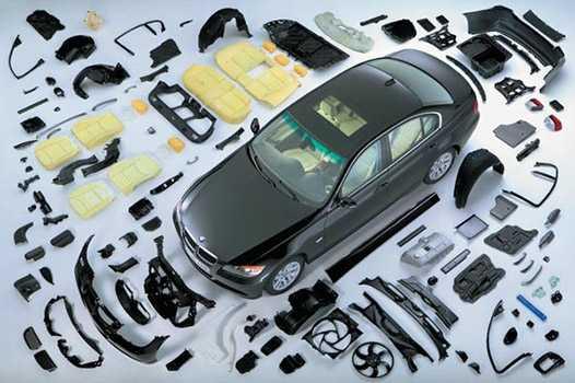 Продажа автозапчастей для легковых автомобилей