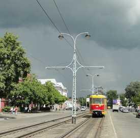 Проектирование сетей электротранспорта