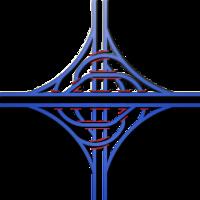 Проектирование транспортных развязок, мостов, путепроводов, эстакад