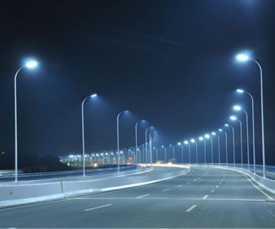 Проектирование освещения улично-дорожной сети