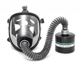 Испытание средств защиты органов дыхания и кожи