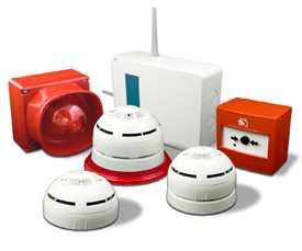 Испытание системы пожарной сигнализации