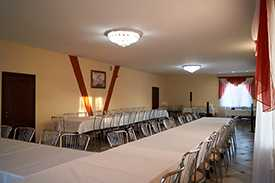 Услуги банкетного зала в Агроусадьбе Виктория
