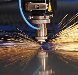 Лазерный раскрой листового материала (металл до 12мм)