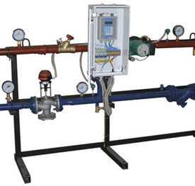 Установка систем автоматического регулирования отопления