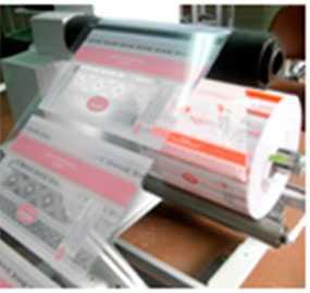 Изготовление гибкой рулонной упаковки