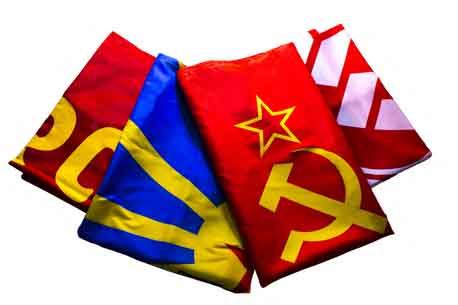 Изготовление флагов фирменных, городов, иностранных государств ( на тканях)