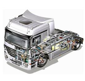 Компьютерная диагностика грузовой техники