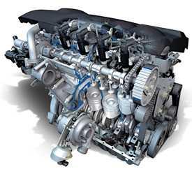 Капитальный ремонт дизельных двигателей грузовой техники