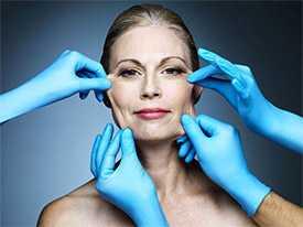 Пластические операции фейслифтинг (подтяжка лица)