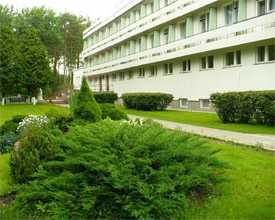 Отдых в санатории Свитанок РУПП Гранит