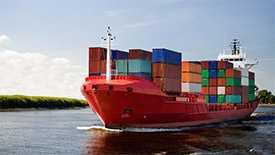 Морские контейнерные перевозки грузов из Юго-Восточной Азии