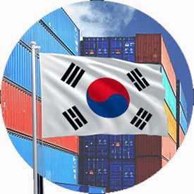 Доставка грузов морским транспортом из Кореи