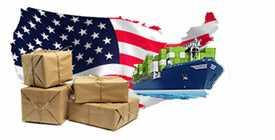 Доставка грузов морским транспортом из из стран Южной и Северной Америки