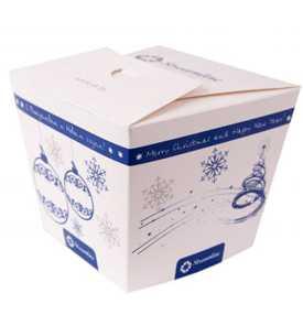 Изготовление картонной упаковки для пищевой промышленности