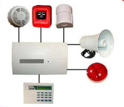Монтаж систем пожаротушения и слаботочных сетей и систем на объектах I - IV классов сложности