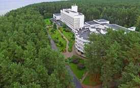 Отдых в санатории Сосны (Минская область)
