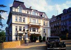 Отдых в санатории Bristol – Livia 5* (Карловы Вары, Чехия)