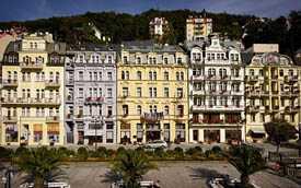 Отдых в санатории Astoria KV 3* (Карловы Вары, Чехия)