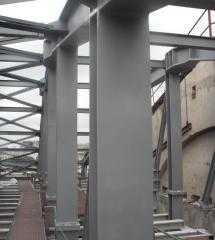 Антикоррозийная защита всех видов бетонных поверхностей