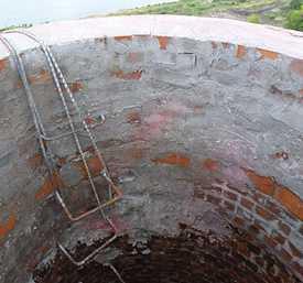 Антикоррозийная защита бетонных резервуаров
