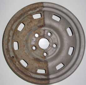 Пескоструйная очистка колесных дисков всех видов автомобилей