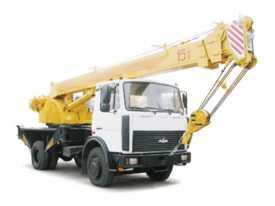 Услуги автокрана грузоподъемностью до 15 тонн