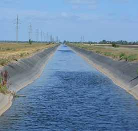 Проектирование объектов водохозяйственного строительства