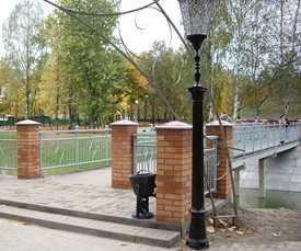 Проектирование объектов водного благоустройства