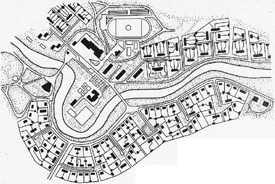 Проектирование инженерной подготовки застраиваемых территорий