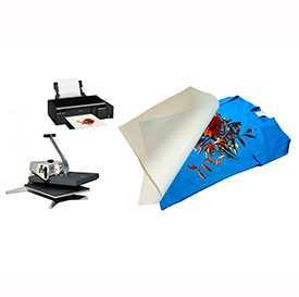 Печать на ткани - Термотрансферная печать