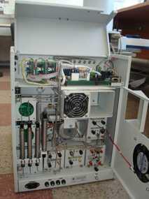 Техническое обслуживание газового хромотографа Хромос ГХ-1000