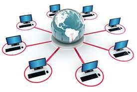 Настройка рабочей станции для работы в сети internet