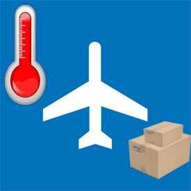 Авиаперевозка грузов с соблюдением температурного режима