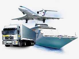 Комбинированная авиаперевозка