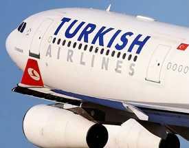 Авиаперевозки грузов авиакомпанией Турецкие Авиалинии