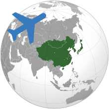 Авиаперевозка грузов Азия-Беларусь