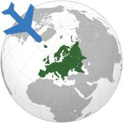 Авиаперевозка грузов Беларусь-Европа